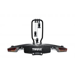Βάση Ποδηλάτου για Κοτσαδόρο Με Φώτα Thule EasyFold XT 934100 (3 Ποδήλατα) [13 pin] Black/Aluminium